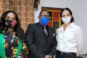 Consultora Externa del Banco Mundial visita Alcaldía Municipal