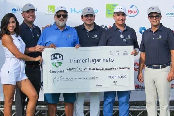 Torneo de Golf PQ