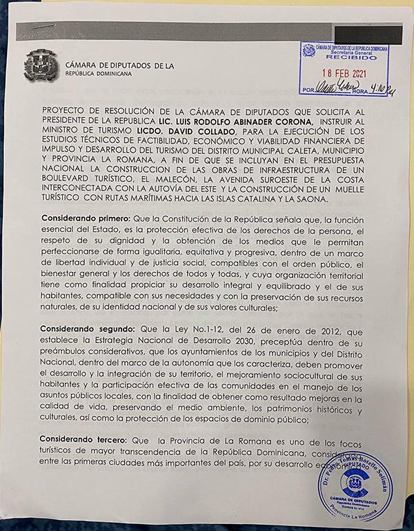 Proyecto Caleta