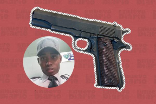 Fallece policía que se hirió en la cabeza de manera accidental mientras jugaba con pistola