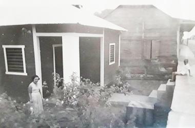 Historia de La Romana: La Casa de Nora y Cesar y La calle Francisco Richiez Ducoudray en el Siglo XX